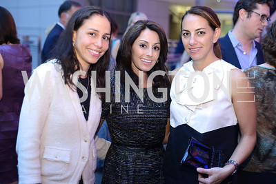 Jessica Lovinger, Lindsay Ellenbogen, Viviana Green,  The Congressional Coalition on Adoption Institute hosts the annual Angels in Adoption Gala at the Ronald Reagan Building. Photo by Ben Droz.
