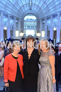 Marilyn Regier, Renette Oklewicz, Kathleen Strottman, The Congressional Coalition on Adoption Institute hosts the annual Angels in Adoption Gala at the Ronald Reagan Building. Photo by Ben Droz.