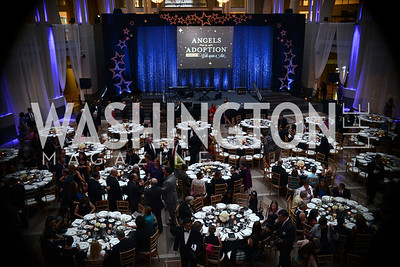 The Congressional Coalition on Adoption Institute hosts the annual Angels in Adoption Gala at the Ronald Reagan Building. Photo by Ben Droz.