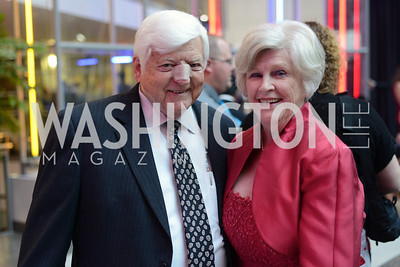 Pat and Sandra Nunnelee The Congressional Coalition on Adoption Institute hosts the annual Angels in Adoption Gala at the Ronald Reagan Building. Photo by Ben Droz.