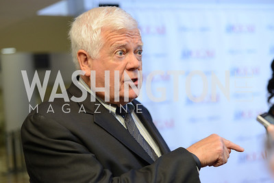 Congressman Jim McDermott. The Congressional Coalition on Adoption Institute hosts the annual Angels in Adoption Gala at the Ronald Reagan Building. Photo by Ben Droz.