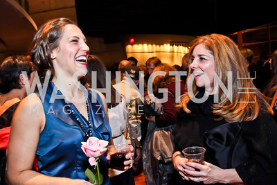 "Hannah Willman, Heidi Brodsky. Photo by Tony Powell. Opening Night of ""My Fair Lady."" Arena Stage. November 15, 2012"