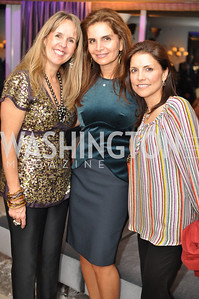 Isabel Ernst, Luma Kawar, Odile Wilson, Hilda and Arturo Brillembourg host a cocktail reception to kick off Art Basel Miami. Wednesday, December 5, 2012. Photo by Ben Droz.