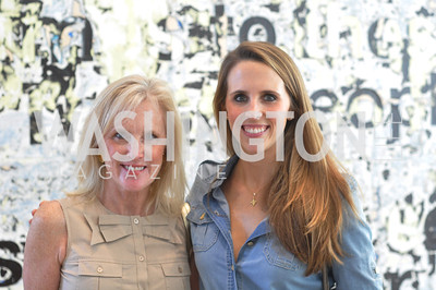 Laurie Monahan, Holly Hunt,  Art Basel, Miami, de la Cruz Collection, Photo by Ben Droz.