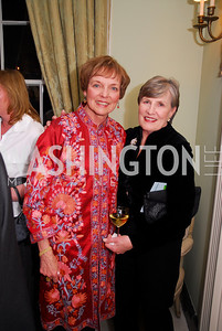 Mary Jo Myers,Fran Kernodle,,February 24,2012,Aschiana Gala at the Residence of the Ambassador of the Netherlands,Kyle Samperton