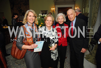 Susan Fine,Donna Fava,Muggy Hoffman,Martin Hoffman,,February 24,2012Aschiana Gala at the Residence of the Ambassador of the Netherlands,Kyle Samperton