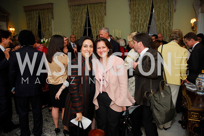 Sultana Hakimi,Anita McBride,,February 24,2012,Aschiana Gala at the Residence of the Ambassador of the Netherlands,Kyle Samperton