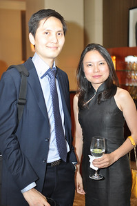 Jerome Lee, Li-Shyen Lee,  Asia Society Awards Dinner, at the Mandarin Oriental, Tuesday, June 19th, 2012.  Photo by Ben Droz