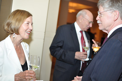 Nancy Ely-Raphel, Tim Carney, Asia Society Awards Dinner, at the Mandarin Oriental, Tuesday, June 19th, 2012.  Photo by Ben Droz
