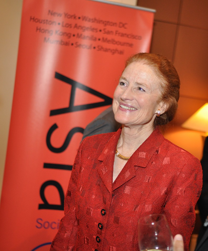 Henrietta Fore.  Asia Society Awards Dinner, at the Mandarin Oriental, Tuesday, June 19th, 2012.  Photo by Ben Droz