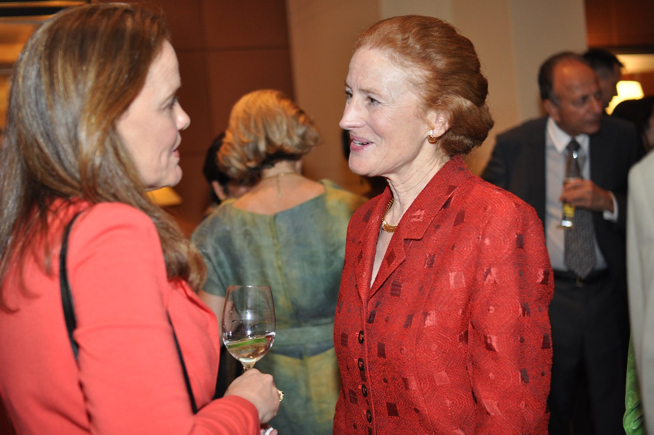 Michele Flournoy, Henrietta Fore, Asia Society Awards Dinner, at the Mandarin Oriental, Tuesday, June 19th, 2012.  Photo by Ben Droz