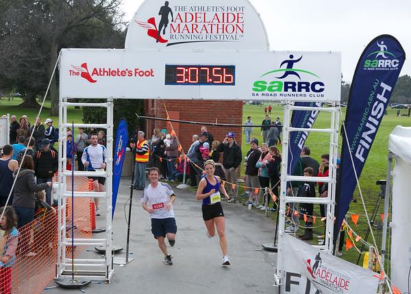 The Athlete's Foot 1/2 Marathon