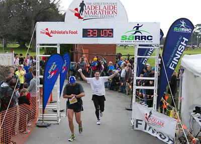 1/2 Marathon Finish Photos>100Min
