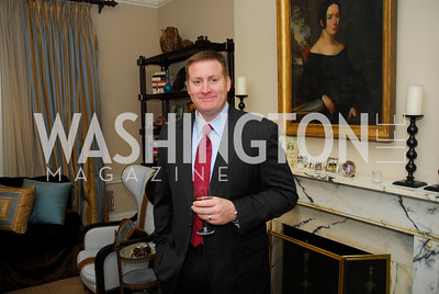 Wade Long, February 8, 2012, Beasley Real Estate Launch Party, Kyle Samperton