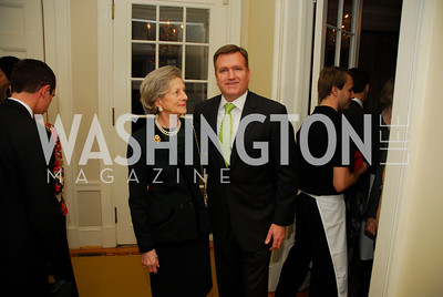 Virginia Chew, Jim Bell, February 8, 2012, Beasley Real Estate Launch Party, Kyle Samperton