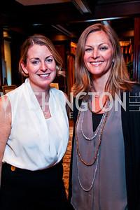 Amy Maniatis, Susan Kelly. Beasley and Bonhams Reception. Georgetown Club. March 5, 2012. Photo by Tony Powell