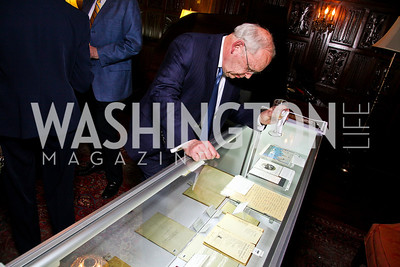 Arthur Corazzini. Beasley and Bonhams Reception. Georgetown Club. March 5, 2012. Photo by Tony Powell