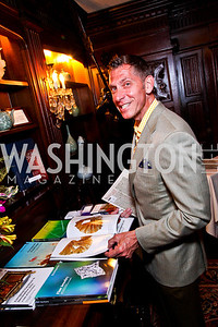 Richard Bernstein. Beasley and Bonhams Reception. Georgetown Club. March 5, 2012. Photo by Tony Powell