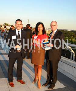 Javier Siervo,Vivian Romai,Michael Fletcher,September 13,2012,Benefit forthe Children's Law Center,Kyle Samperton