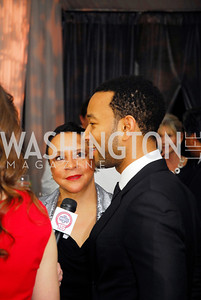 Sheila Johnson,John Legend,March 31,2012, Benefit for Inova Healthy Generations held at Salamander Farm,Kyle Samperton