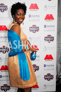 Dazzerine Williams,,March 31,2012, Benefit for Inova Healthy Generations held at Salamander Farm,Kyle Samperton