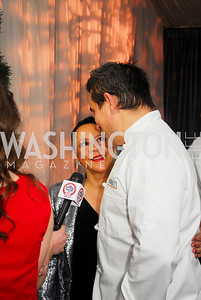 Sheila Johnson,Todd English,March 31,2012, Benefit for Inova Healthy Generations held at Salamander Farm,Kyle Samperton