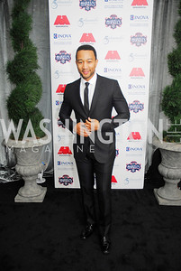 John Legend,March 31,2012, Benefit for Inova Healthy Generations, held at Salamander Farm,Kyle Samperton