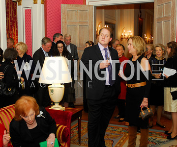 "A Book party  for ''American Lady"" at the Residence of the French Ambassador,November 8,2012,Kyle Samperton"