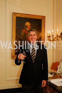 "Travis Brown,November 8,2012,book party  for ''American Lady"" at the Residence of the French Ambassador,Kyle Samperton"
