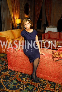 "Caroline De Margerie,November 8,2012,book party  for ''American Lady"" at the Residence of the French Ambassador,Kyle Samperton"