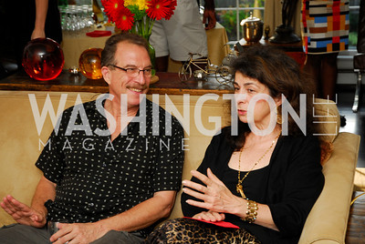 Lucien Perkins,Aviva Kempner,July 11,2012,Book Party for Vice -President John Dramani Mahama,'' My First Coup D'Etat''