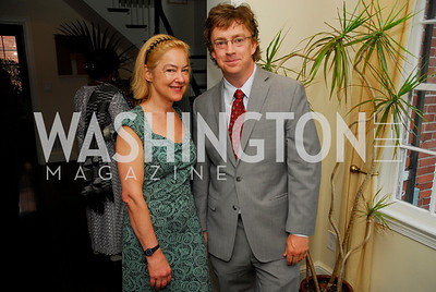 Sarah Tanguy,David Jones,July 11,2012,Book Party for Vice -President John Dramani Mahama,'' My First Coup D'Etat''