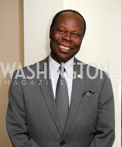 Amb.Daniel Ohen Agyekum,July 11,2012,Book Party for Vice -President John Dramani Mahama,'' My First Coup D'Etat''