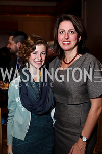 Maggie and Tiffany Gates. Photo by Tony Powell. Boys and Girls Clubs of Greater Washington, Dinner and Talent Showcase. Four Seasons. November 14, 2012