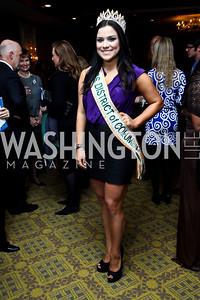 Miss DC International 2012 Kaitlyn Wozniak. Photo by Tony Powell. Boys and Girls Clubs of Greater Washington, Dinner and Talent Showcase. Four Seasons. November 14, 2012