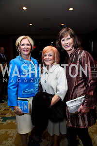 Maggie Shannon, Francine Levinson, Dagmar Wittmar. Photo by Tony Powell. Boys and Girls Clubs of Greater Washington, Dinner and Talent Showcase. Four Seasons. November 14, 2012