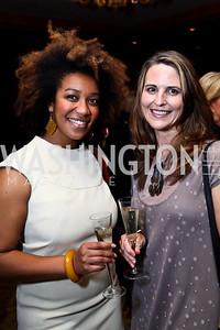Alissa Greer, Laurel Lukaszewski. Photo by Tony Powell. Boys and Girls Clubs of Greater Washington, Dinner and Talent Showcase. Four Seasons. November 14, 2012