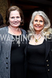 Susan McCallister, Barbara Hawthorne. Photo by Tony Powell. Boys and Girls Clubs of Greater Washington, Dinner and Talent Showcase. Four Seasons. November 14, 2012