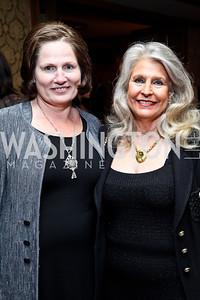 Susan McCallister, Barbara Hawthorne. Photo by Tony Powell. Boys and Girls Clubs of Greater Washington, Dinner and Talent Showcase. Four Seasons. November 14, 2012