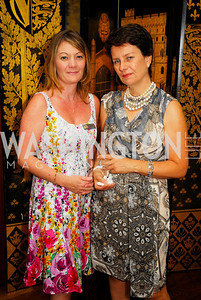Vanessa Hogg,Kathy Colpin,,July 27,2012,British Embassy Hosts  Reception for the Opening Ceremony of the 2012 Olympics At The Residence of The British Ambassador,Kyle Samperton