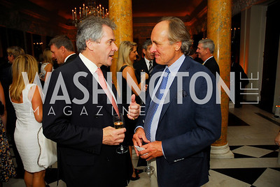 Sir Peter Westmacott,Christopher Isham,July 27,2012,British Embassy Hosts  Reception for the Opening Ceremony of the 2012 Olympics At The Residence of The British Ambassor,Kyle Samperton