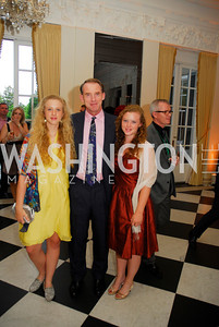 Natasha Howes,Maj.Gen. Buster Howes,Olivia Howes,July 27,2012,British Embassy Hosts Opening Natasha Howes,Maj.Gen.Buster Howes,Olivia Howes,British Embassy Hosts Opening Ceremony Reception for the 2012 Olympics at the Residence of The British Ambassdor,Kyle Samperton