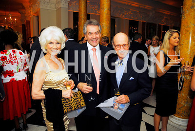 Diane Rehm,Sir Peter Westmacott,Finley Lewis,,July 27,2012,British Embassy Hosts  Reception for the Opening Ceremony of the 2012 Olympics At The Residence of The British Ambassador,Kyle Samperton