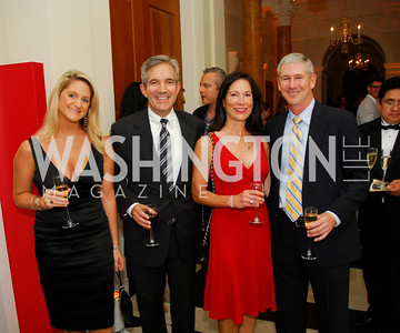 Shannon Scott,Chris Paul,Maura Fox,Tom Moore,,July 27,2012,British Embassy Hosts  Reception for the Opening Ceremony of the 2012 Olympics At The Residence of The British Ambassador,Kyle Samperton