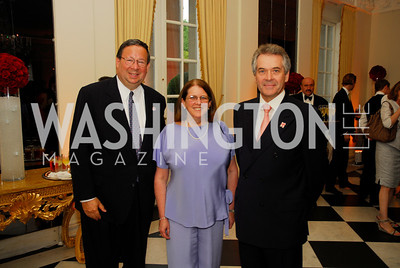 David Cohen,Ronda Cohen,Sir Peter Westmacott,,July 27,2012,British Embassy Hosts  Reception for the Opening Ceremony of the 2012 Olympics At The Residence of The British Ambassador,Kyle Samperton