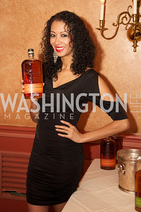 Desiree Taylor.. Tom Bulleit, founder of Bulleit Bourbon, hosts a tasting party at the Georgetown Club.  Photo by Ben Droz.