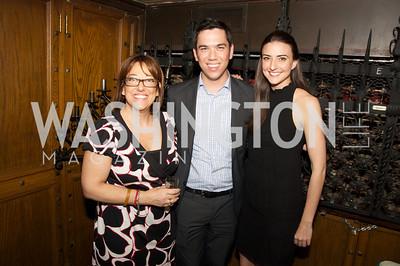 Maria Gaglio, Neil Grace, Kate Michael.