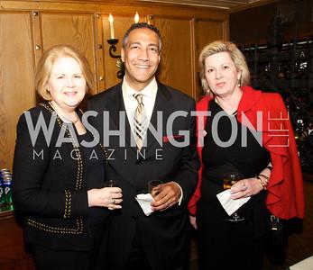 Lynn Doran, James Marinucci, Peggy Lomax.