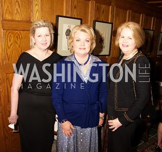 Peggy Lomax, Sharon Casey, Lynn Doren.