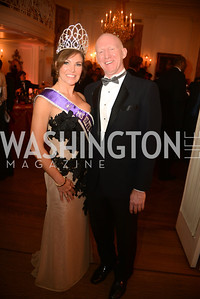 Lisa Spoden, John Dunford,  Capital City Ball, The Washington Club in Dupont, Saturday November 17, 2012, Photo by Ben Droz.